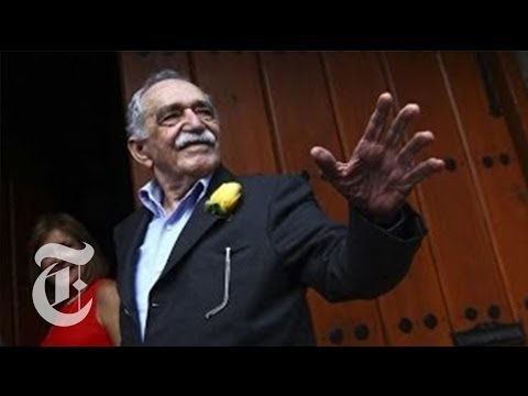 García Márquez, Magical Realism Grasp, Dies at 87 | The New York Times