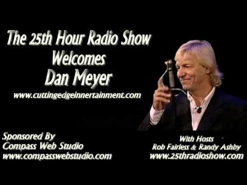 Dan Meyer – Sword Swallowing Earth Record Holder – Ig Nobel Prize Winner – Motivational Speaker
