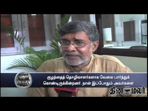 Nobel Laureate Kailash Satyarthi Aims To Eradicate Little one Labor