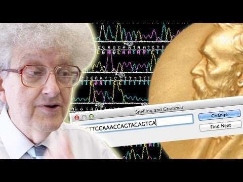 DNA Spell Checker (2015 Nobel Prize in Chemistry) – Periodic Table of Films