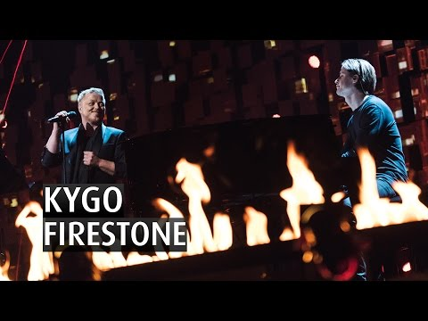 KYGO – FIRESTONE feat. KURT NILSEN – The 2015 Nobel Peace Prize Live performance