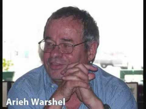 Arieh Warshel – About Chemistry and Life – interview – Goldstein on Gelt – Jan. 2014