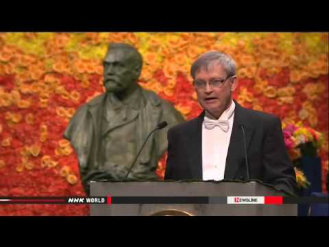 ► Japanese experts get Nobel prizes
