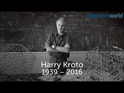 A tribute to Harry Kroto, Nobel prize profitable chemist