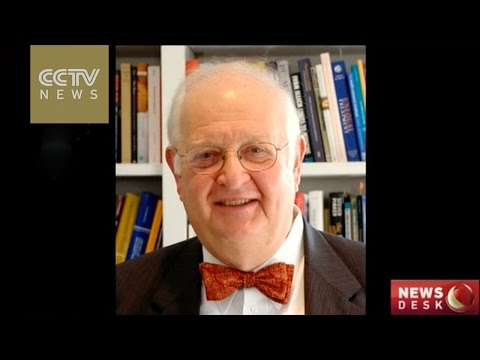 Angus Deaton wins 2015 Nobel Prize in Economics