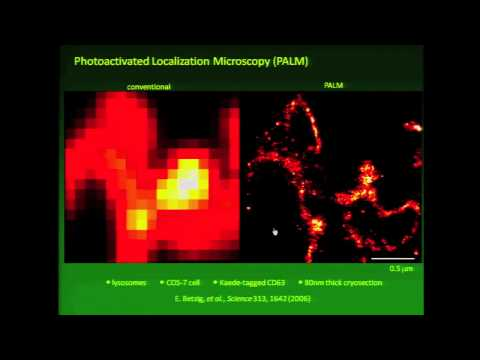 Eric Betzig: Pushing the Envelope in Biological Fluorescence Microscopy
