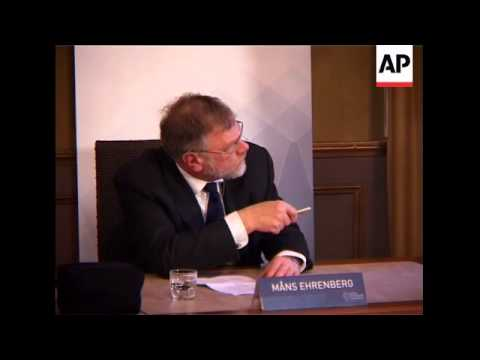 2 People, one Israeli win Nobel chemistry prize, announcement