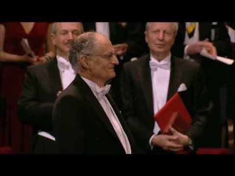 New York University Salutes Thomas Sargent, Winner of the 2011 Nobel Prize in Economics
