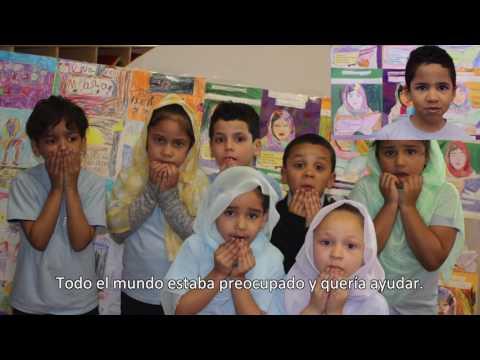 ¿Quién es Malala Yousafzai?: Un cuento inspirador, contado por niños, para niños…