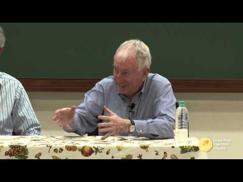 """Boys didn't discover biology"" Peter Doherty, Nobel Laureate"