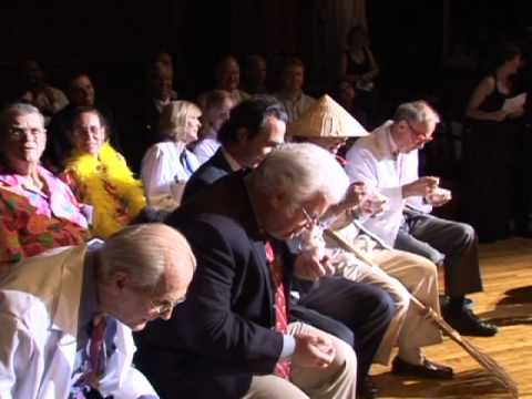 The 17th Very first Once-a-year Ig Nobel Prize Ceremony