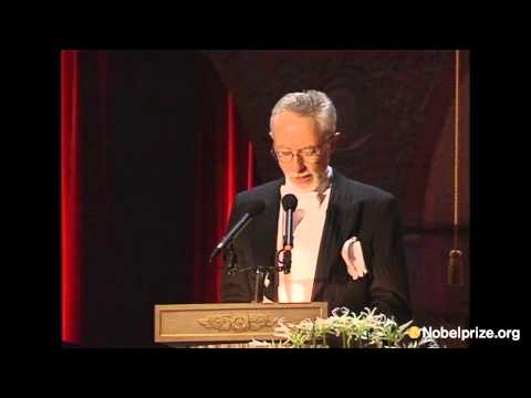 J. M. Coetzee, Literature Laureate 2003, remembers his mothers and fathers in his speech
