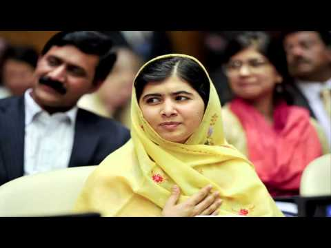 The Nobel Peace Prize for 2014 for MALALA YOUSAFZAI
