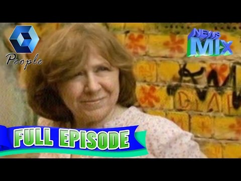 Information Mix : Svetlana Alexievich Wins Nobel Prize For Literature | eighth October 2015