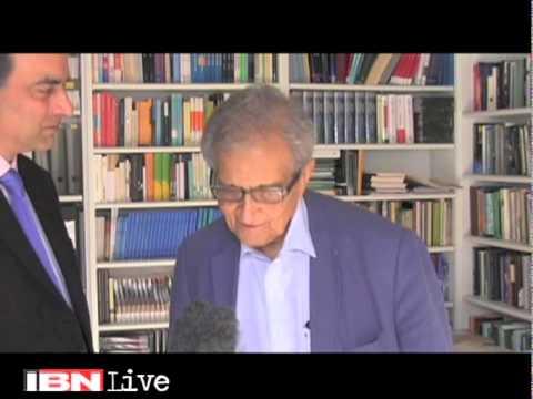 Amartya Sen lauds, congratulates Nobel Peace Prize winners Malala Yousafzai, Kailash Satyarthi