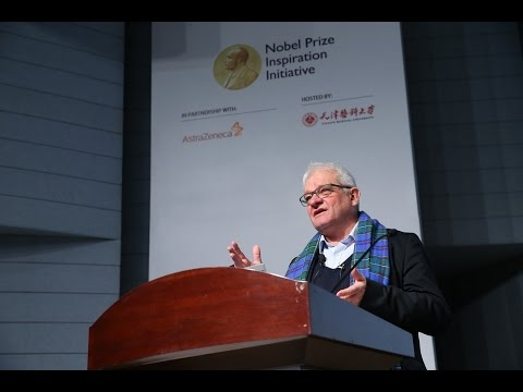 Is it fantastic to work in a common region? Nobel Laureate Paul Nurse