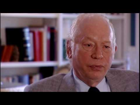 Jonathan Miller In Conversation with Steven Weinberg.