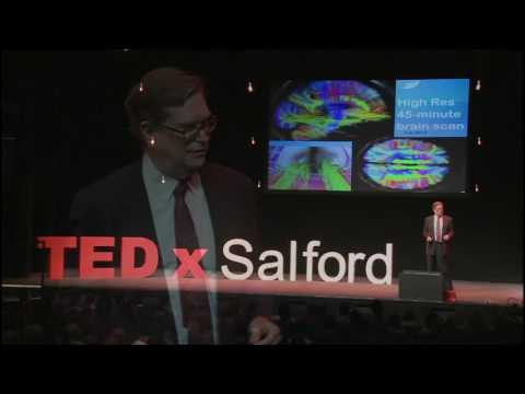 You are a Simulation & Physics Can Establish It  George Smoot at TEDxSalford