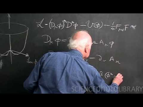Peter Higgs, 2013 Nobel Prize Winner