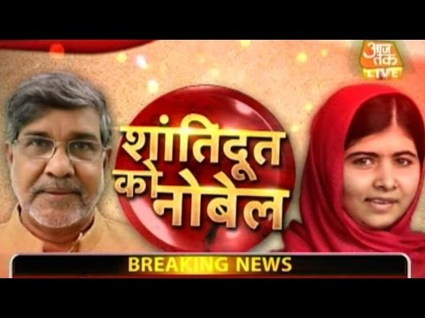 Reside: Malala Yousafzai delivers speech at Nobel Prize Award Ceremony 2014