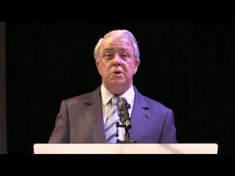 Conférence inaugurale – Wided Bouchamaoui – Prix Nobel de la Paix 2015