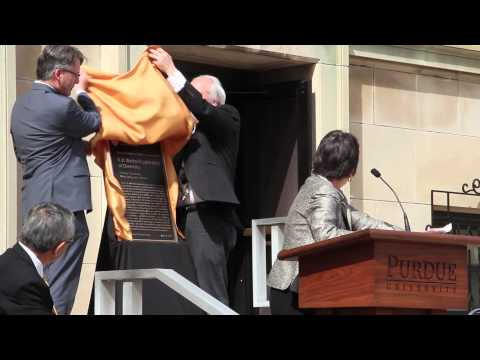 Wetherill National Historic Chemical Landmarks dedication video highlights