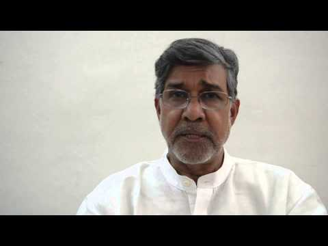 2014 Human Trafficking Report, concept of help by Kailash Satyarthi, 2014 Nobel Peace Prize
