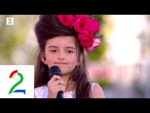 "Wow! Angelina Jordan (eight): ""What a Difference a Day Make"""