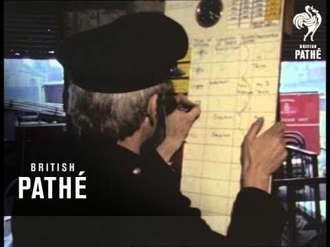 Fireplace Drill Glasgow (1970-1979)
