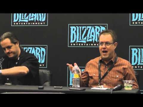 Yogscast   Blizzcon   Simon's problem to Blizzard devs