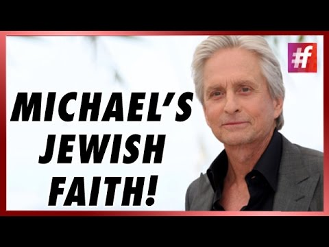 #fame hollywood -​​ Michael Douglas' Genesis Of Judaism