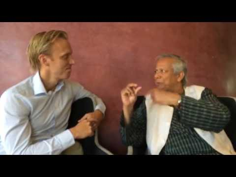 Dialogue with Nobel Prize Winner Muhammad Yunus