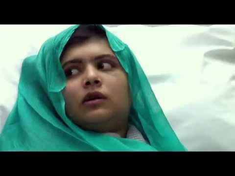 HE NAMED ME MALALA Formal Trailer  (2015) High definition