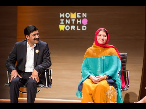 Malala's dad and mom on elevating a Nobel Peace Prize winner