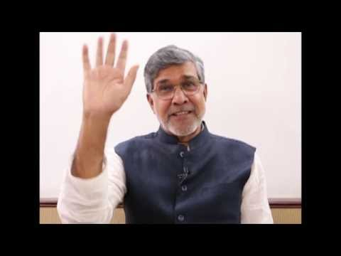 A concept to AIESEC from Mr. Kailash Satyarthi, Nobel Peace Prize Winner 2014