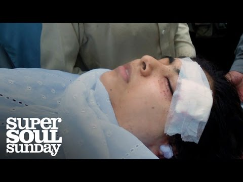 Malala Yousafzai's Initial Thought When She Woke Up in the Clinic | Super Soul Sunday | Very own