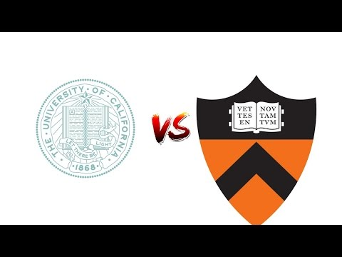 Look at College OF CALIFORNIA, SAN FRANCISCO vs. PRINCETON College