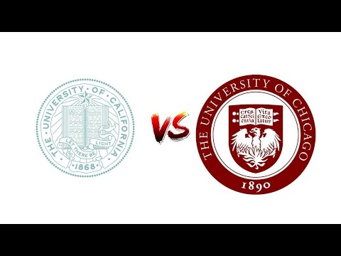 Look at College OF CALIFORNIA, SAN FRANCISCO vs. College OF CHICAGO