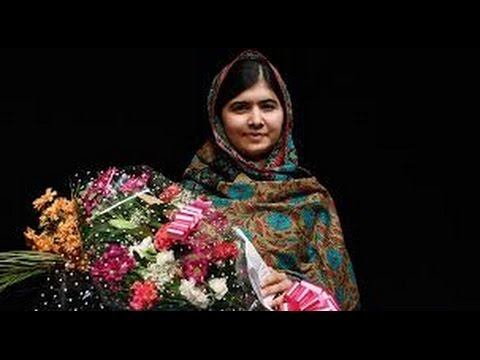 Malala Yousafzai Nobel Prize Ceremony – Malala Yousafzai becomes youngest Noble Award Winner