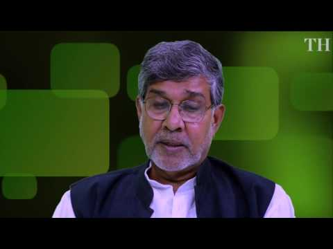 One particular-on-a single with Nobel Laureate Kailash Satyarthi