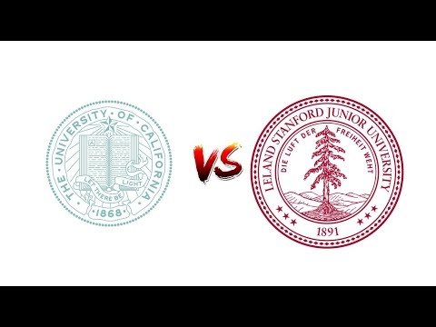 Evaluate College OF CALIFORNIA, SAN FRANCISCO vs. STANFORD College