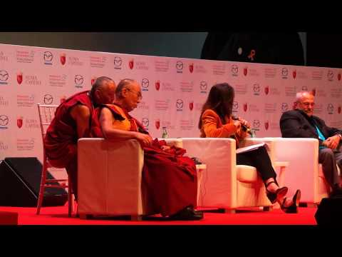 World Summit of Nobel Peace Prize Laureates Video – Dalai Lama