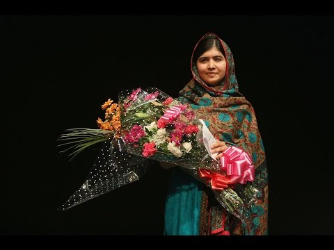Malala Yousafzai Becomes The Youngest Nobel Peace Prize Winner Ever [Video]