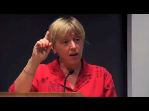 Jody Williams, Nobel Peace Prize Winner, on Carrying out What You Want