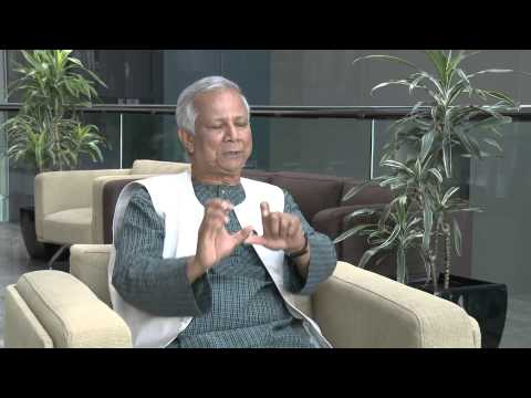 Muhammad Yunus, Peace Nobel Laureate, Chairman of Yunus Сentre and Founder of Grameen Bank