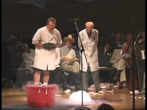 The 14th First Once-a-year Ig Nobel Prize Ceremony