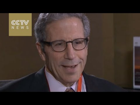 Interview: Nobel Prize-winning economists on China's economical process