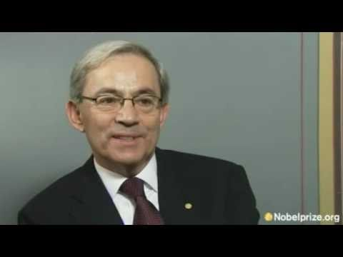 Job interview with 2010 Financial Laureates