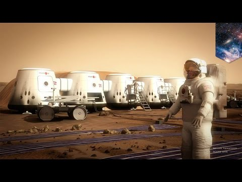 SpaceX rival options to construct permanent, sustainable colonies on Mars