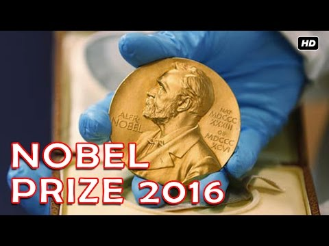 Nobel drugs prize opens 2016 awards period ✦ HelloTech